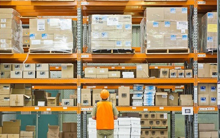 Warehousing and Fulfillment with Stock Control
